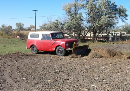 1963 Scout 80