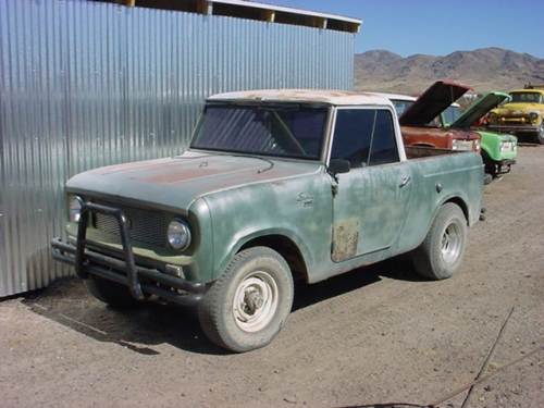 1964 Scout 80