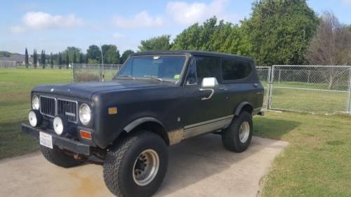 1973 Scout II
