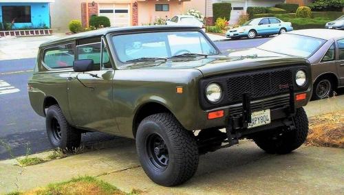 1977 Scout II